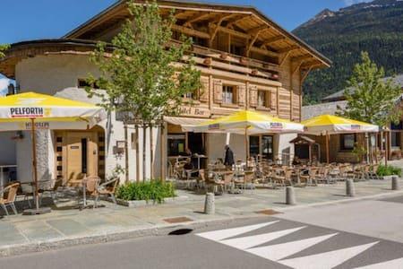 Chambre double face au Mt Blanc - Altro