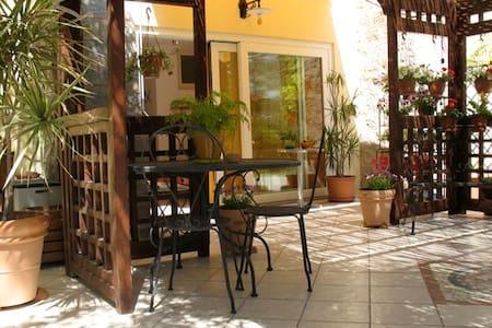 Independent studio on garden - Apartment