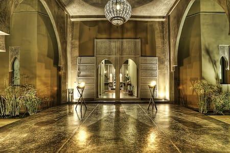 KASBAH IGOUDAR BOUTIQUE HOTEL & SPA - Wikt i opierunek
