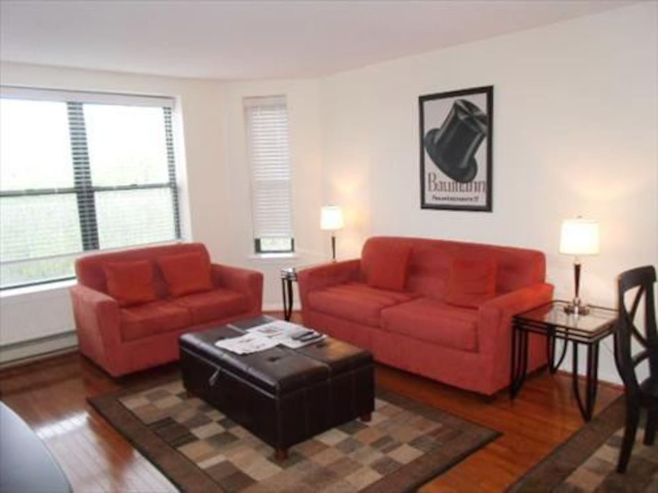Elegant 1BRs in Back Bay