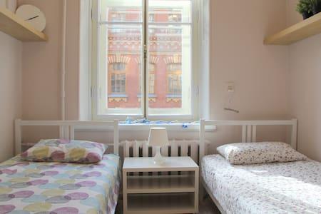 Cozy room near Nevsky Prospekt