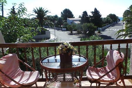 Apartment 200 mts from sandy beach - sleeps 6 - Cap Roig - Apartamento