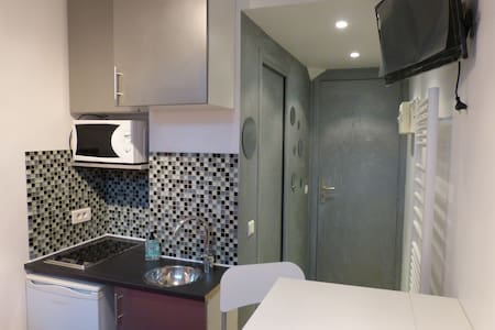 Lovely appartment in heart of Paris - Paris - Apartment