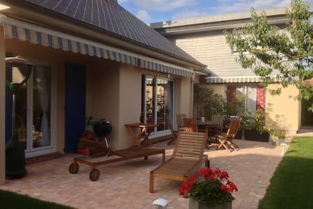 Maison au calme près de Rouen - Bois-Guillaume-Bihorel - Casa