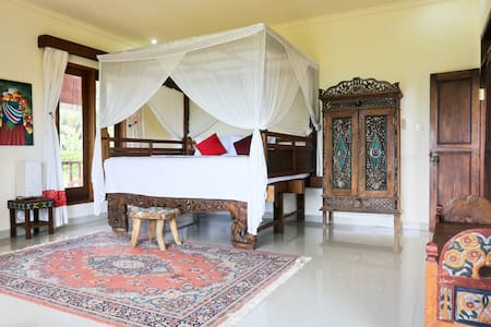 By Dorry, Ubud, Private Room 1