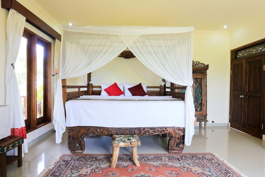 Ubud, Bali – Private Deluxe Room 1