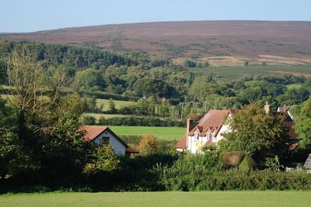 Holiday apartment in Wootton Courtenay, Exmoor - Wootton Courtenay - Apartamento