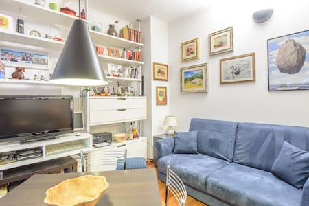 Comfortable apartment for 2 well connected to down - Apartment