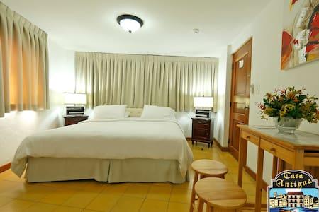 Portobelo Room  - Panama