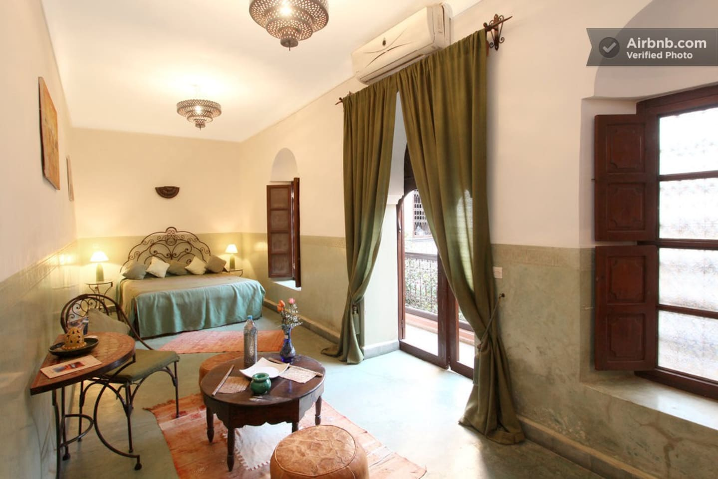 Room Double riadsidiayoub Marrakech