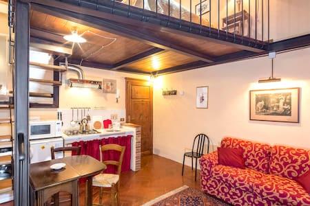 Le Torri: Studio Apartment  - Lejlighed
