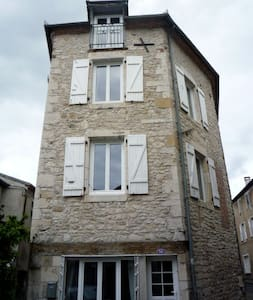 Stylish, Souillac Tower House - Souillac