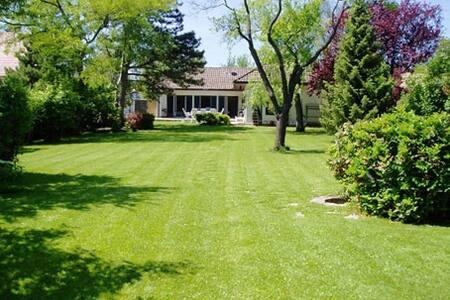 Haus in Villenlage mit großem Garten,15Min von Wie - Perchtoldsdorf - Vila