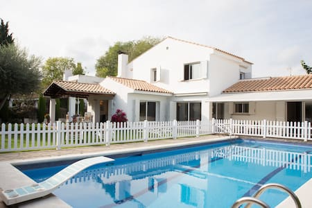 Mediterranean charming Villa   - St Pere de Ribes