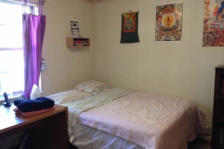 Milarepa Retreat Private room #2 - Tallassee