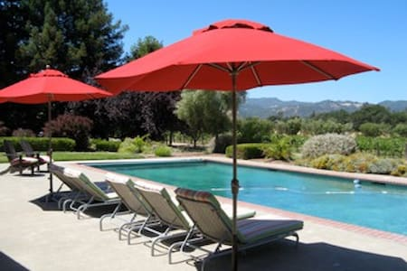 Rancho Paradiso,Pool,Views,Privacy! - Sonoma - Villa