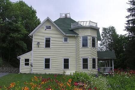 Breezy Hill Farmhouse, Fleischmanns - Fleischmanns - Casa