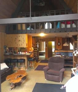 Cabin in Bear Valley  - Kisház