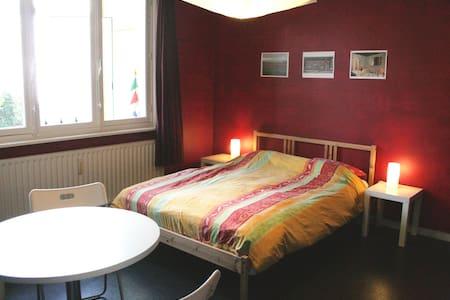 Lovely flat in trendy neighborhood - Antwerp - Apartment
