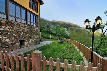 Nice Typical Houses in Asturias - Rumah