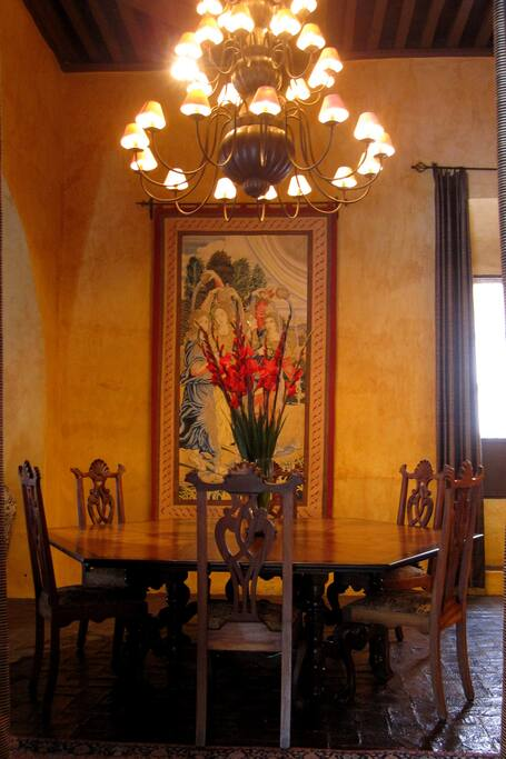 Dining Area of the Great Room