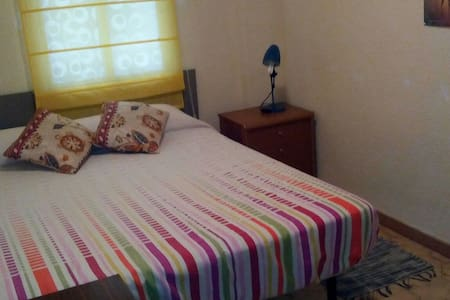 Habitación con cama doble - Wohnung