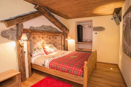 romanticismo e relax in montagna - Valtournenche - Bed & Breakfast