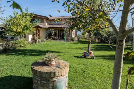 Panorama Est -Umbrian Countryside - Perugia - Villa