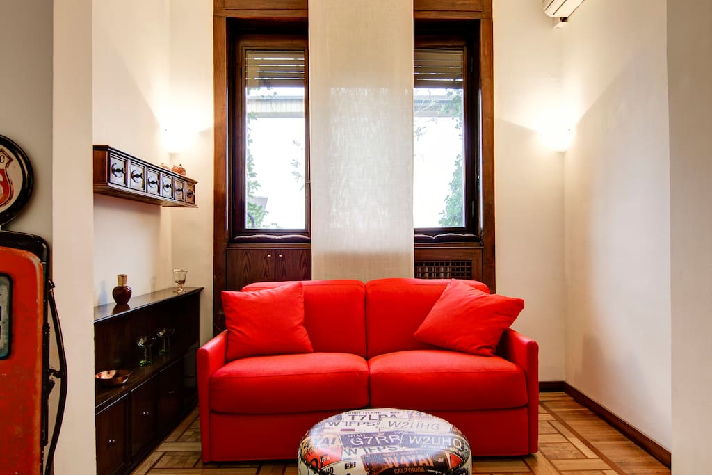 Double sofa bed Двуспальный диван-кровать