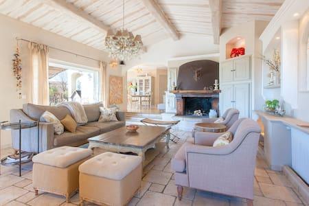 Stunning Cote d'Azur sea view villa - Cabris