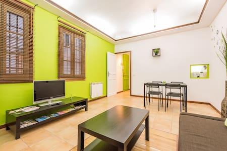 Bonito piso barrio Salamanca. WIFI - Madrid - Apartment