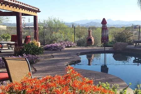 The Beauty of the Sonoran Desert Scottsdale - Scottsdale - House