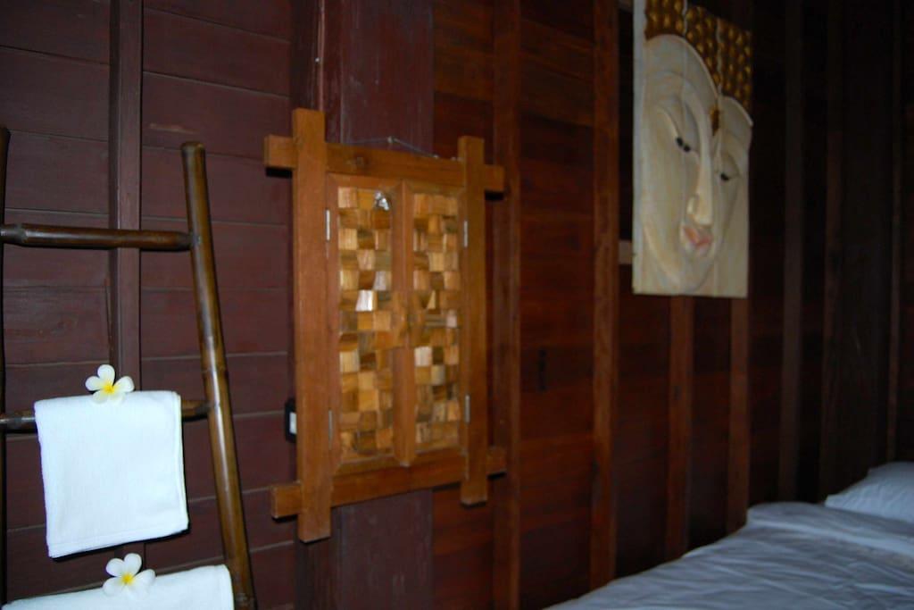 Buddha Room - Chambre du Bouddha