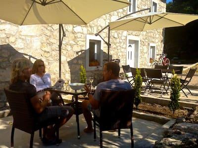 Restored Stone Villa, Istria charm  - Brest