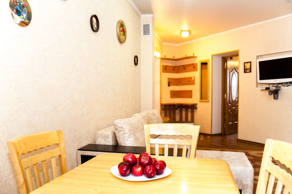 Apartment Comfort Centre Chisinau