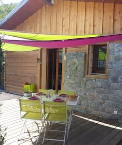 Gîte dans chalet indépendant proche lac & stations - Faverges - Chalet