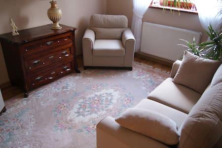 Pokój jak we własnym domu - Wohnung