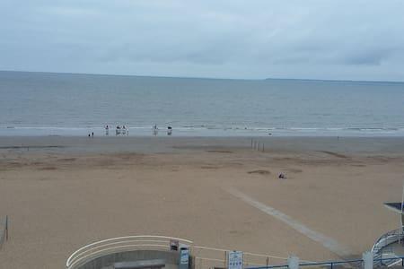Face à la mer Tharon plage - Lejlighed