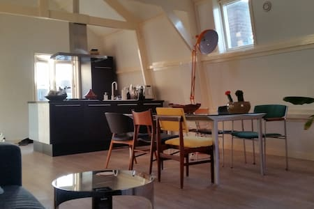 Lovely apt in Haarlem city centre - Apartemen