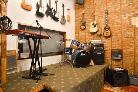 Monthly Room, amenities! 1C - Brooklyn - Lakás