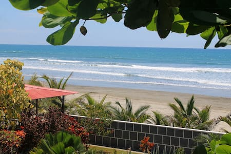 Room on the beach 2p - Casa
