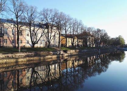 Scandinavian living in the heart of Turku, 41m2 - Huoneisto