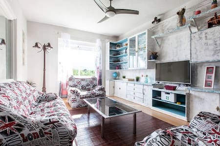 4 bedroom apartment NICE WORLD, 5 CONTINENTS. - Madrid - House