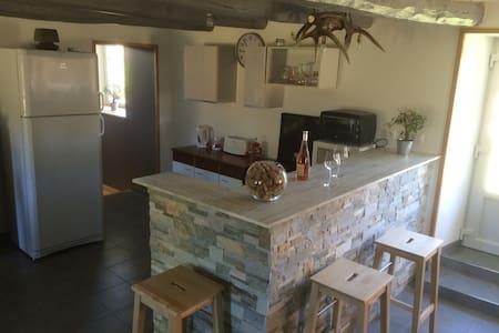 Belle maison au calme en Auvergne - Messeix - Haus