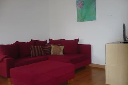 Nette 2-Zimmerwohnung - Mühlheim an der Donau - Rumah