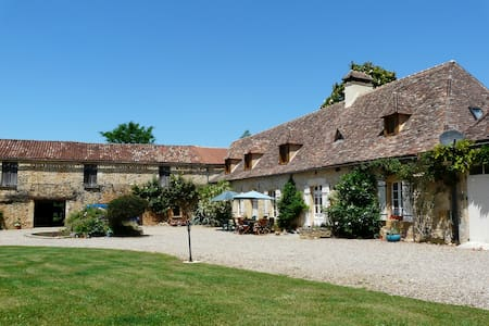 La Fourquerie Country Home Room 4-2 - Pressignac-Vicq