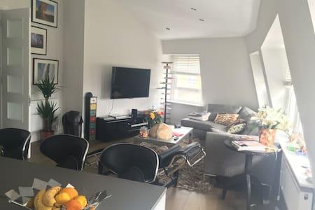 Big double room with en-suite bathroom. - London - Apartment