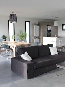 Maison d'architecte moderne design - Melesse - Haus