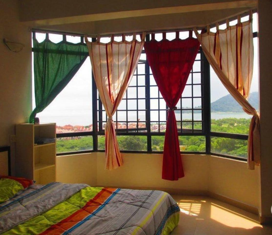 this is the real photo of room with sea view