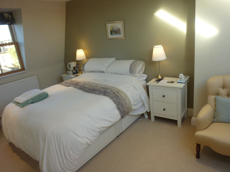 We hope you will love this double room as much as we do!